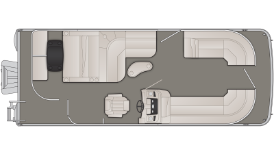 SX Series 23SSLDX Floor Plan - 2020