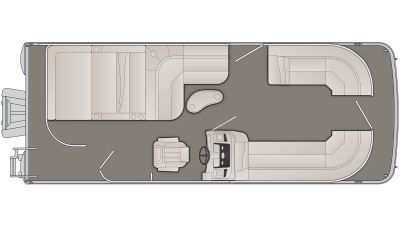 SX Series 23SSLX Floor Plan - 2020