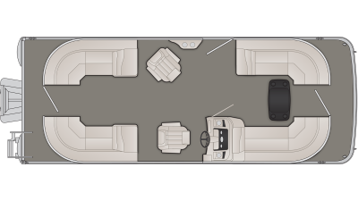 SX Series 23SSRX Floor Plan - 2020