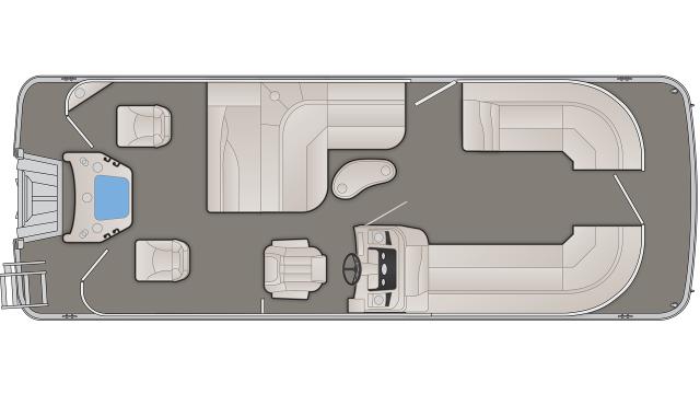 2020 Bennington SX Series 23SSXAPG - SX3216
