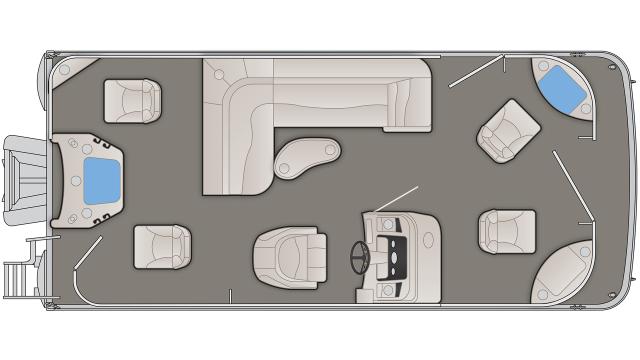SXP Series 20SFNPXP Floor Plan - 2020
