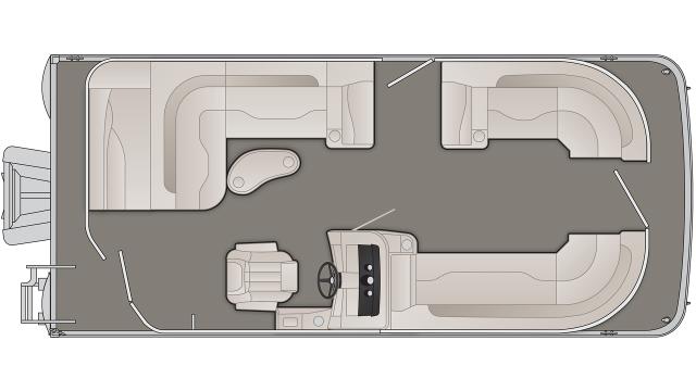 SXP Series 20SLLXP Floor Plan - 2020