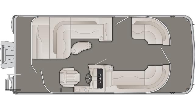 SXP Series 20SLMXP Floor Plan - 2020