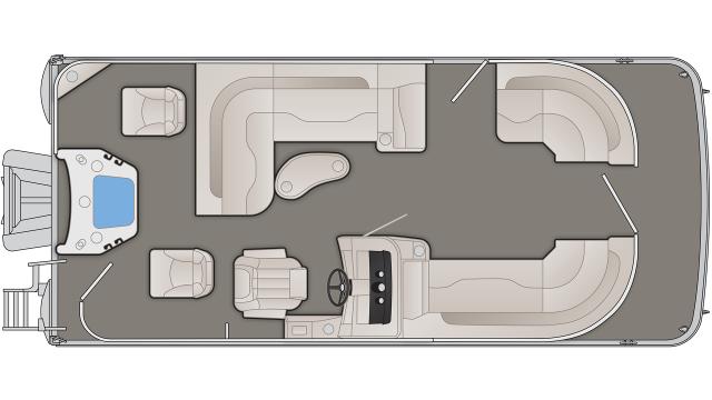 SXP Series 20SSNPXP Floor Plan - 2020