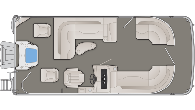 SXP Series 20SSNPXP Floor Plan - 2020