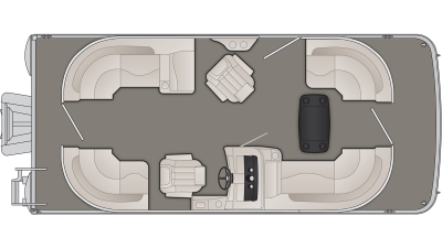 SXP Series 20SSRXP Floor Plan - 2020