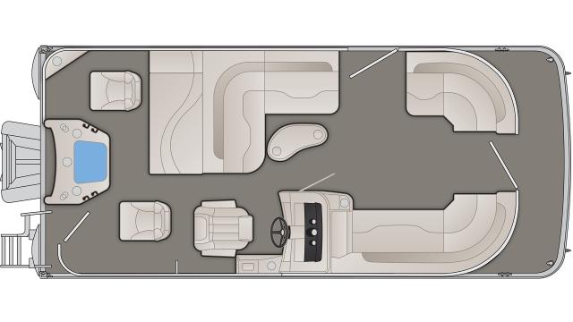 SXP Series 20SSXP Floor Plan - 2020