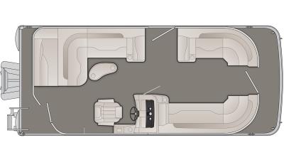 2019 Bennington SXP Series 21SLXP - 26L819