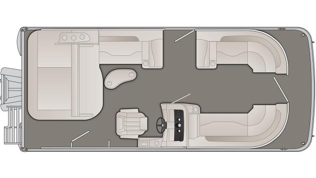SXP Series 21SSBXP Floor Plan - 2019