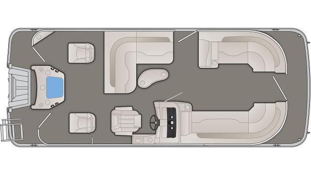 SXP Series 21SSNPXAPGP Floor Plan - 2020