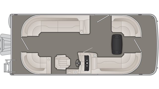 SXP Series 21SSRCXP Floor Plan - 2020