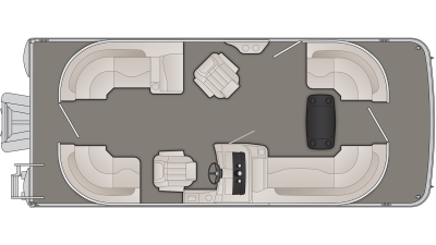 2019 Bennington SXP Series 21SSRXP - 87C919