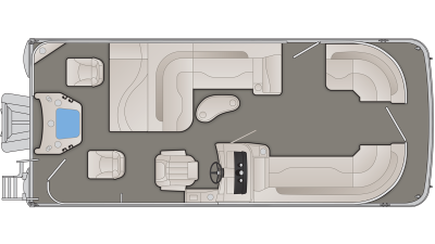 SXP Series 21SSXP Floor Plan - 2020