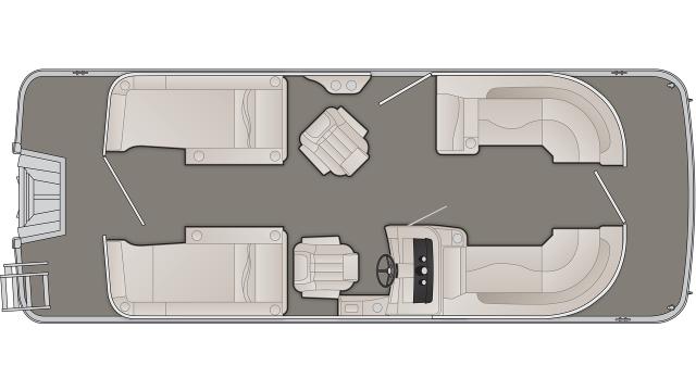 SXP Series 22SCWXP Floor Plan - 2020