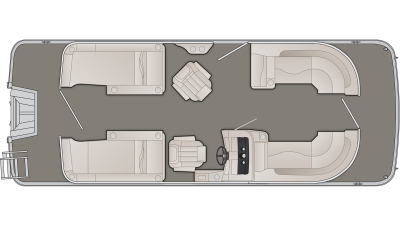 SXP Series 22SCWXP Floor Plan - 2020