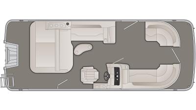 2019 Bennington SXP Series 22SSBXP - 53A919