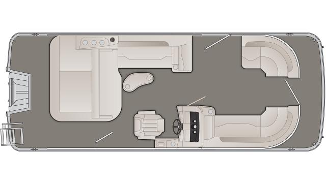 SXP Series 22SSBXP Floor Plan - 2020