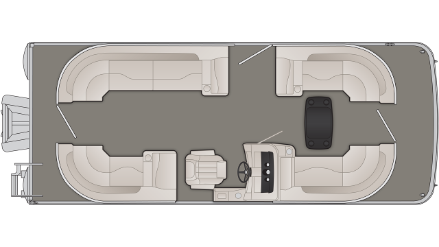 SXP Series 22SSRCXP Floor Plan - 2019