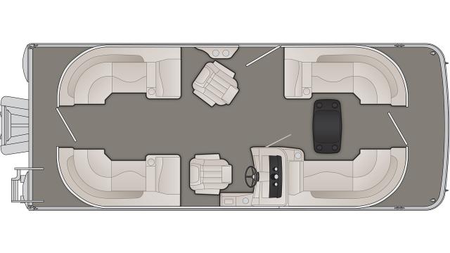 SXP Series 22SSRXP Floor Plan - 2019