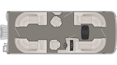 SXP Series 22SSRXP Floor Plan - 2020