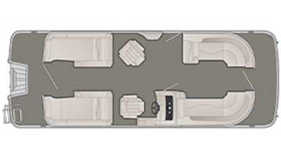 SXP Series 23 SCWXP Floor Plan - 2018