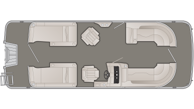 SXP Series 23SCWXP Floor Plan - 2020