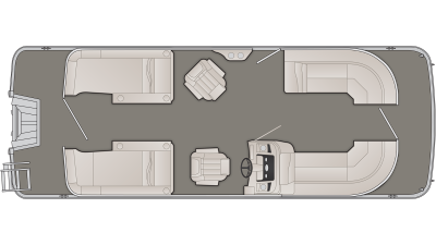 SXP Series 23SCWXPA Floor Plan - 2020
