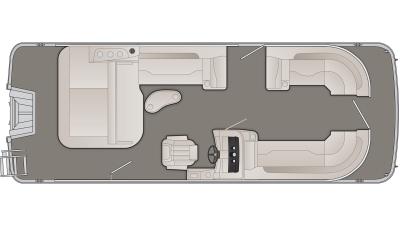 2019 Bennington SXP Series 23SSBXP - 12L819