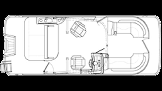 2020 Bennington SXP Series 23SSBXPA - SX1758
