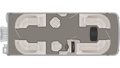 SXP Series 23SSRXP Floor Plan - 2020