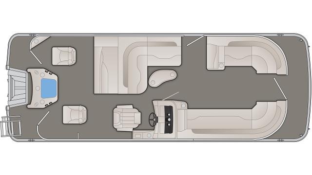 SXP Series 23SSXAPGP Floor Plan - 2020