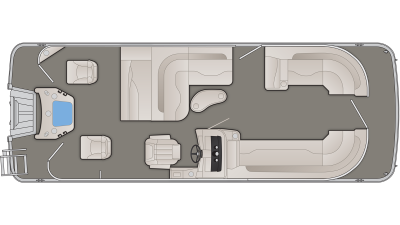 SXP Series 23SSXAPGP Floor Plan - 2020