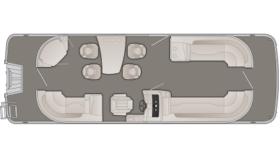 SXP Series 25SPDXP Floor Plan - 2020