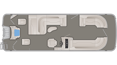 SXP Series 25SSXAPGP Floor Plan - 2020