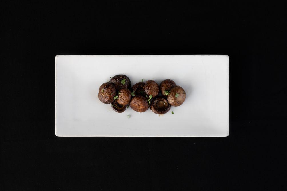 Roasted Cremini Mushrooms