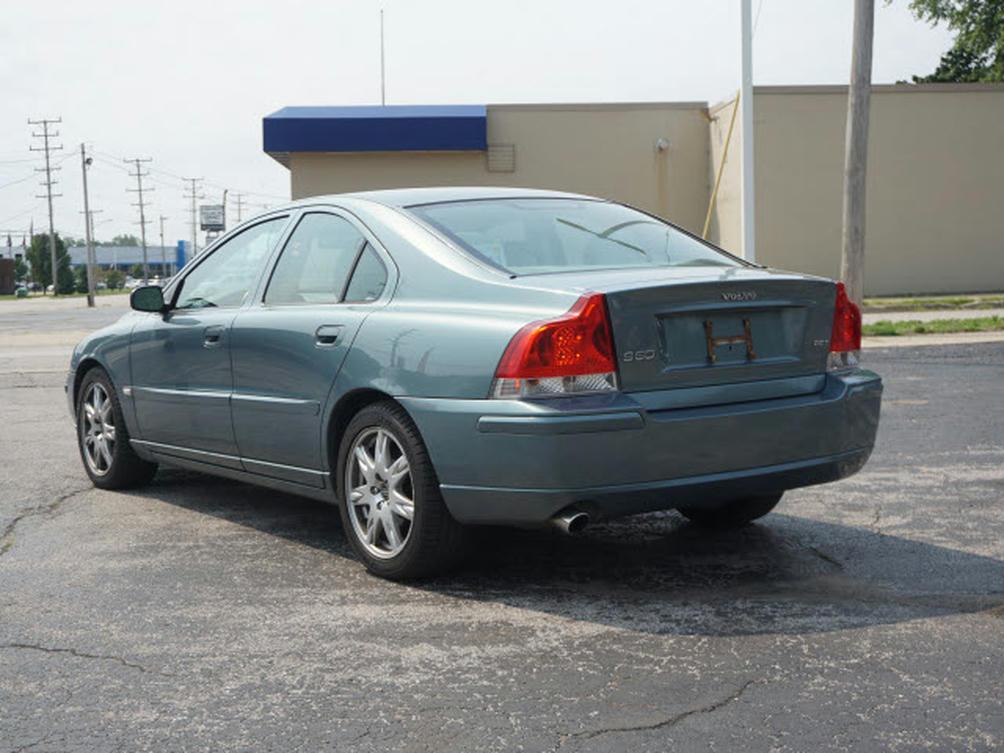 2005 Volvo S60 2.5T