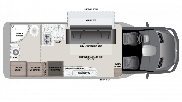 2018 Airstream Atlas Murphy Suite