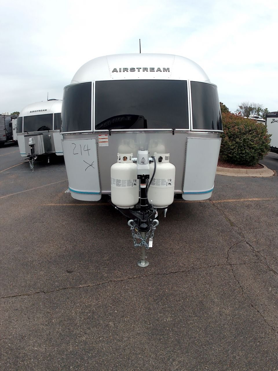 2019 Airstream Flying Cloud 19CB Exterior Photo