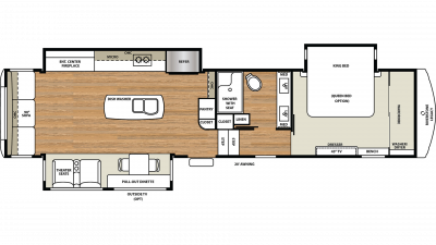2019 Riverstone Legacy 38MB Floor Plan Img