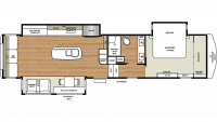 2019 Riverstone Legacy 38MB Floor Plan