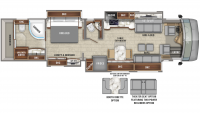 2020 Anthem 44A Floor Plan
