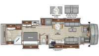 2020 Aspire 44W Floor Plan