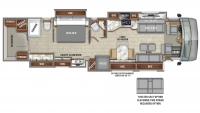 2020 Cornerstone 45F Floor Plan