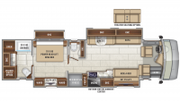 2020 Reatta 39T2 Floor Plan