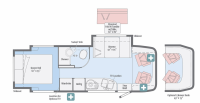 2016 View 24G Floor Plan
