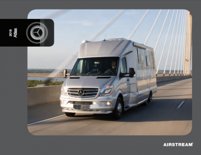 2018 Airstream Atlas Brochure Cover