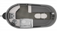 2019 Airstream Basecamp X Floor Plan