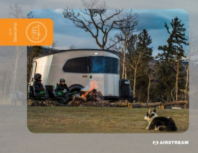2019 Airstream Airstream Basecamp RV Brochure Cover