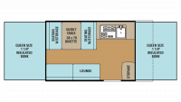 2016 Clipper 108ST Floor Plan