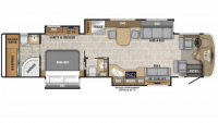2019 Insignia 40B2 Floor Plan